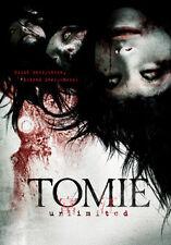 DVD:TOMIE UNLIMITED  - NEW Region 2 UK