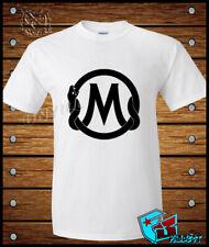 New MAMBA Sports Academy Logo T-Shirt Men's Clothing Size S-3XL