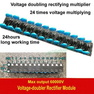 24 Times Rectifier 60000V High Voltage Multiplier Voltage Doubler Circuit Board