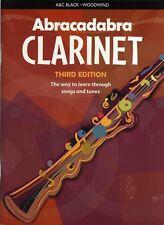 Abracadabra Clarinet Tutor Book 3rd Edition. Sheet Music Learn How To Play Easy