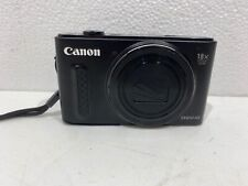 Canon PowerShot SX610 HS 20.2MP Digital Camera - Black (Charger not included)