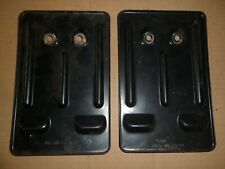 FORD FIESTA MK1 DOOR MIRROR PLATES 1 PAIR