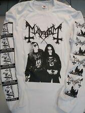 MAYHEM - The true legends..  SHIRT Morbid BATHORY Dead Euronymous DARKTHRONE