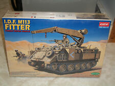 Academy 1/35 Scale I.D.F. M113 Fitter, Combat Repair Vehicle  - Factory Sealed