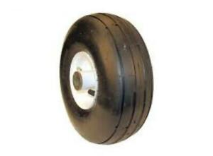 GENUINE OEM TORO PART # 117-7386 TIRE AND WHEEL ASSEMBLY, 10 INCH FOR TIMECUTTER
