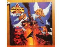 STRYPER - TO HELL WITH THE DEVIL - LP/VINILO - ESPAÑA - 1986 - (B/G - EX/NM)