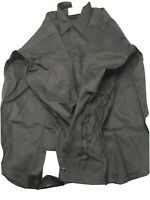 Paramount L/S Shirt Button Mens XXL XExtra Long FR Flame Resistant Uniform Blue