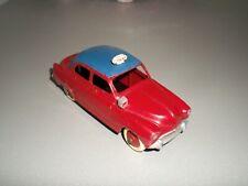 Dinky toys 24U Simca 9 Aronde Taxi d'origine Made in France Meccano