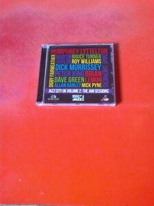 JAZZ CITY UK VOLUME 2: THE JAM SESSIONS CD Album! New!
