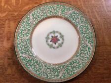 "Wedgwood green Praze bone china 8"" salad plate W2831"