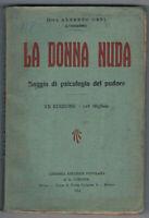 1914 - Psicologia del Pudore. La Donna Nuda
