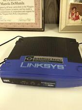 Linksys Broadband Router Model # Rt31P2