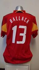 Germany Away Football Shirt Jersey 2005 BALLACK 13 XL
