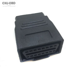 Newly  Obd2 16 Pin Extension Universal Extension Connector  for 12V or 24V  for
