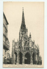 Rouen Eglise St-Maclou Gothique Normand Postcard Norman Gothic Church France