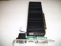 EVGA NVIDIA GeForce 210 HDMI VGA DVI 512MB DDR2 Graphics Video Card PCI-Express