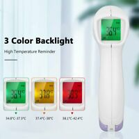 Non-contact Infrared Body Thermometer Hand-Held Digital Thermometer Forehead US