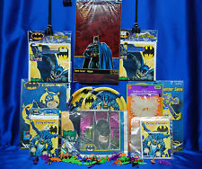 Batman Dark Knight Party Set # 15 Cups Plates Napkins Invites Game Tablecover ++