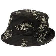 2016 NWT MENS ELEMENT CONNECT BUCKET HAT $28 black jaywalker full rpint