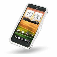 Alucase für HTC Evo 4G LTE silber Hülle Case Cover Schutzhülle Schutzcase