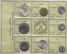 SET ITALIA DIVISIONALE 1969 CON LIRE 500 IN ARGENTO