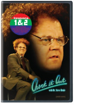Check It out With Dr. Steve Brule Seasons 1 & 2 DVD Eco Amaray