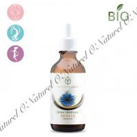 Huile de Nigelle d'Egypte BIO Compte Goutte 100%Pure 30ml Black Seed Oil Dropper