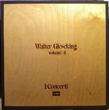 WALTER GIESEKING i concerti 7 LP Mint- 3C 153 52425 31 Vinyl  Record