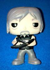 The Walking Dead gray Daryl Dixon #145 Funko Pop Walmart Exclusive gray black