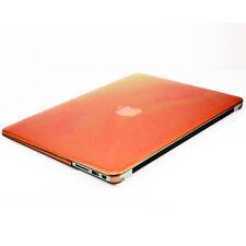 """Carcasa rigida para Mac Pro Retina15,4"""" funda ordenador portatil Macbook Naranja"""