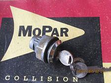 NOS MOPAR 1973 1974? TRUNK LOCK C Body Dodge Plymouth Polara Fury Monaco