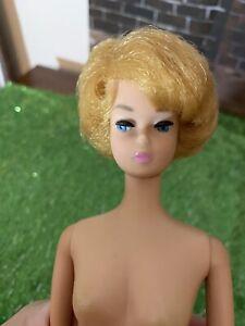 Vintage Barbie BUBBLECUT Nude Very Pretty