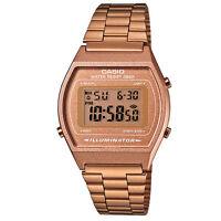 Reloj Casio Retro Rosé B640WC-5AEF Precio Mínimo, Envío 24h ¡Powerseller!