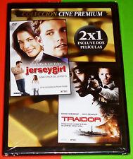 JERSEY GIRL + TRAIDOR / TRAITOR -DVD R2- CAJA FINA/SLIM - Precintada