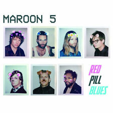 Maroon 5 SEALED Red Pill Blues CD