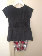 Girls 2T Holiday/Christmas Outfit, Nwt, Carters