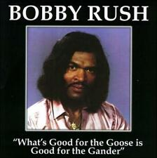 New: Rush, Bobby: What's Good for the Goose  Audio Cassette