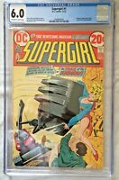 DC =Supergirl=Vol 1 #1 (1972) CGC 6.0 First Own Title Comic - slabbed
