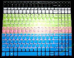 "Keyboard Cover Skin for Lenovo ideapad 330 (15"") 330S (15"") 130 (15"") L340(17'')"