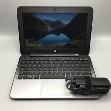 "HP Stream 11 - 11.6"" Laptop Netbook - Intel @ 2.16GHz 2GB RAM 32GB SSD Win 10"