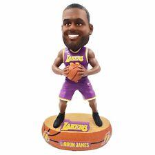 LeBron James Cleveland Cavaliers Baller - Purple Jersey Bobblehead NBA