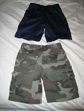 Lot 4 Pcs Boys Size 6 Youth Jacadi Vest, Polo by Ralph Lauren Shirt Nike Shorts