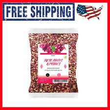 Dualspices Organic Rose Buds & Petals Tea 4 Oz - Food grade edible Fragrant Best