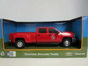 Big Country 1/20 Scale Chevrolet Silverado Truck Toy