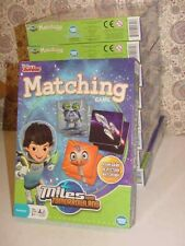 9 - Disney Junior Matching Game Miles From Tommorrowland Wonder Forge Sealed NEW