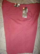 Under Armour Golf Dress Shorts Size 36 Red Wine