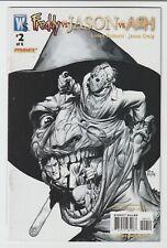 Freddy vs Jason vs Ash (2008) #2 - Eric Powell - 2nd Print - DC/Wildstorm