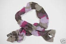 NEUF GUESS Femmes écharpe tricotée foulard 33 cm x 220 (65) 1-15