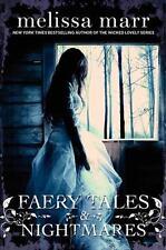 Faery Tales & Nightmares, Marr, Melissa, 0061852716, Book, Acceptable