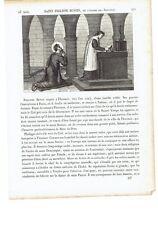 1825 Vite Santi San Filippo Benizi dell'Ordine dei Servi di Maria (Firenze–Todi)